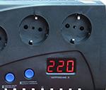 Ресанта С500 - электронный дисплей